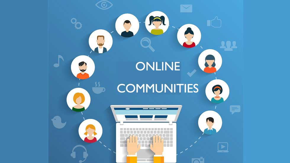 online course communities